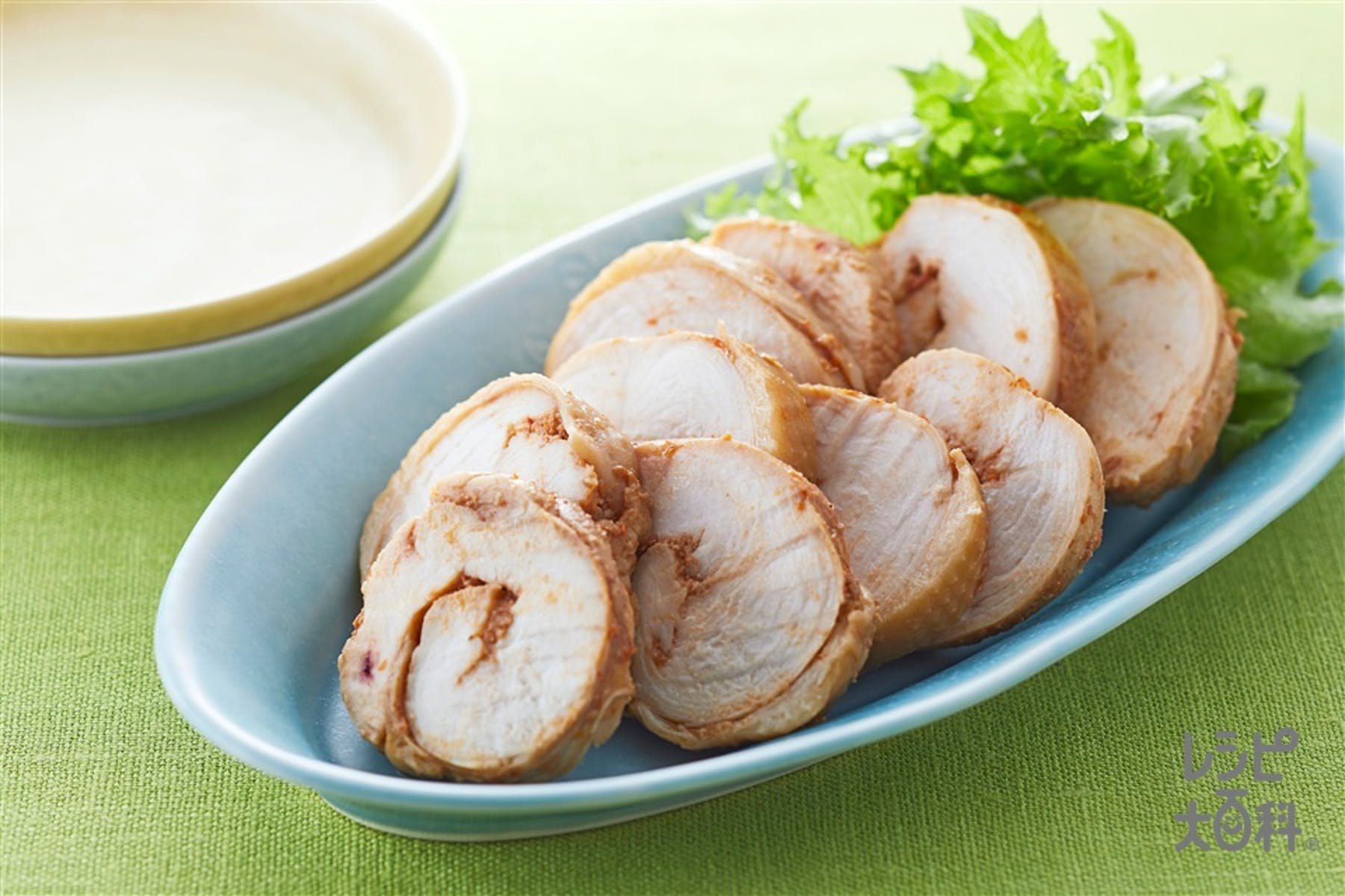 ほんのり甘辛!中華風鶏ハム