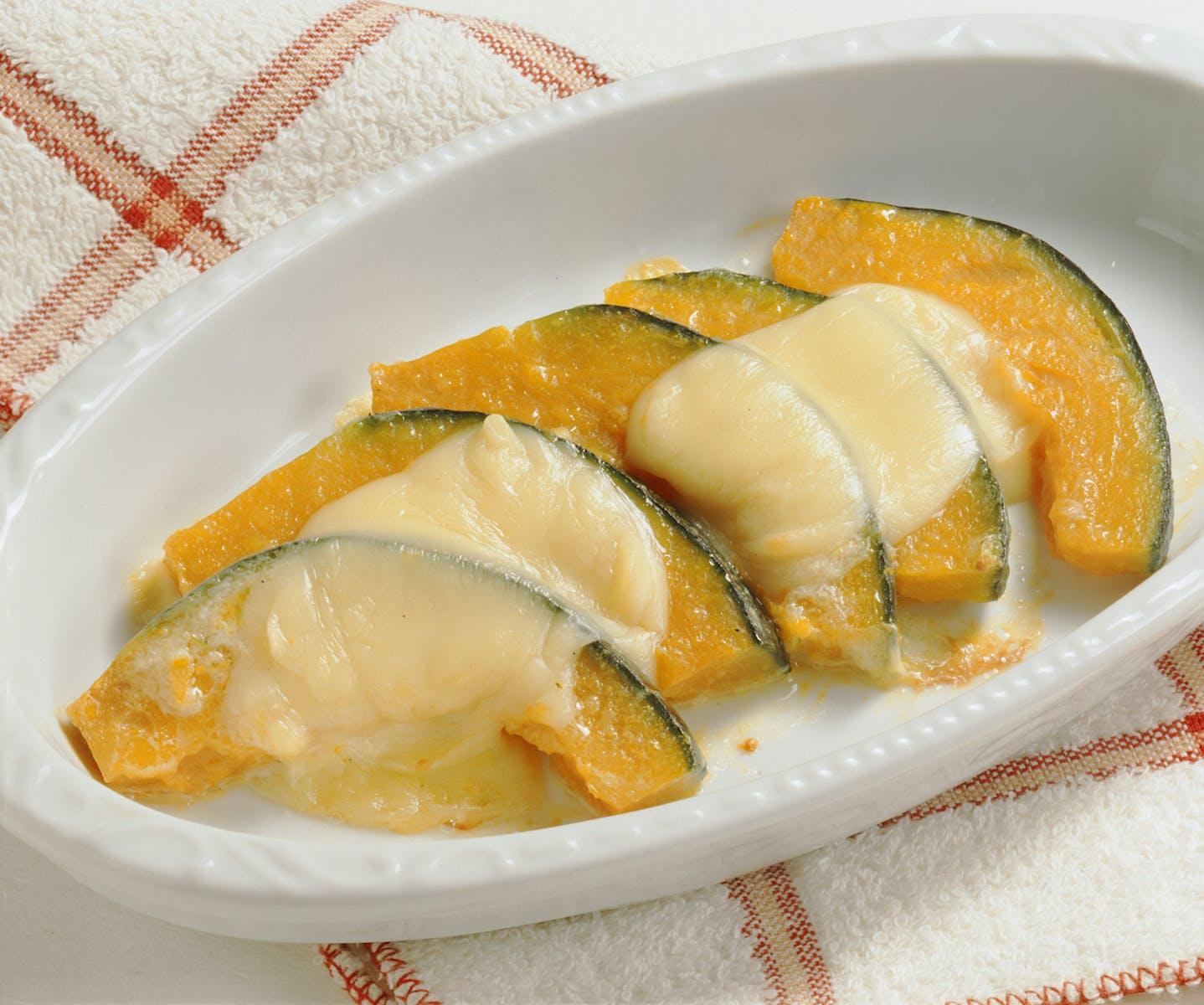 かぼちゃのチーズ焼き