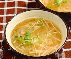 はるさめとザーサイのスープ