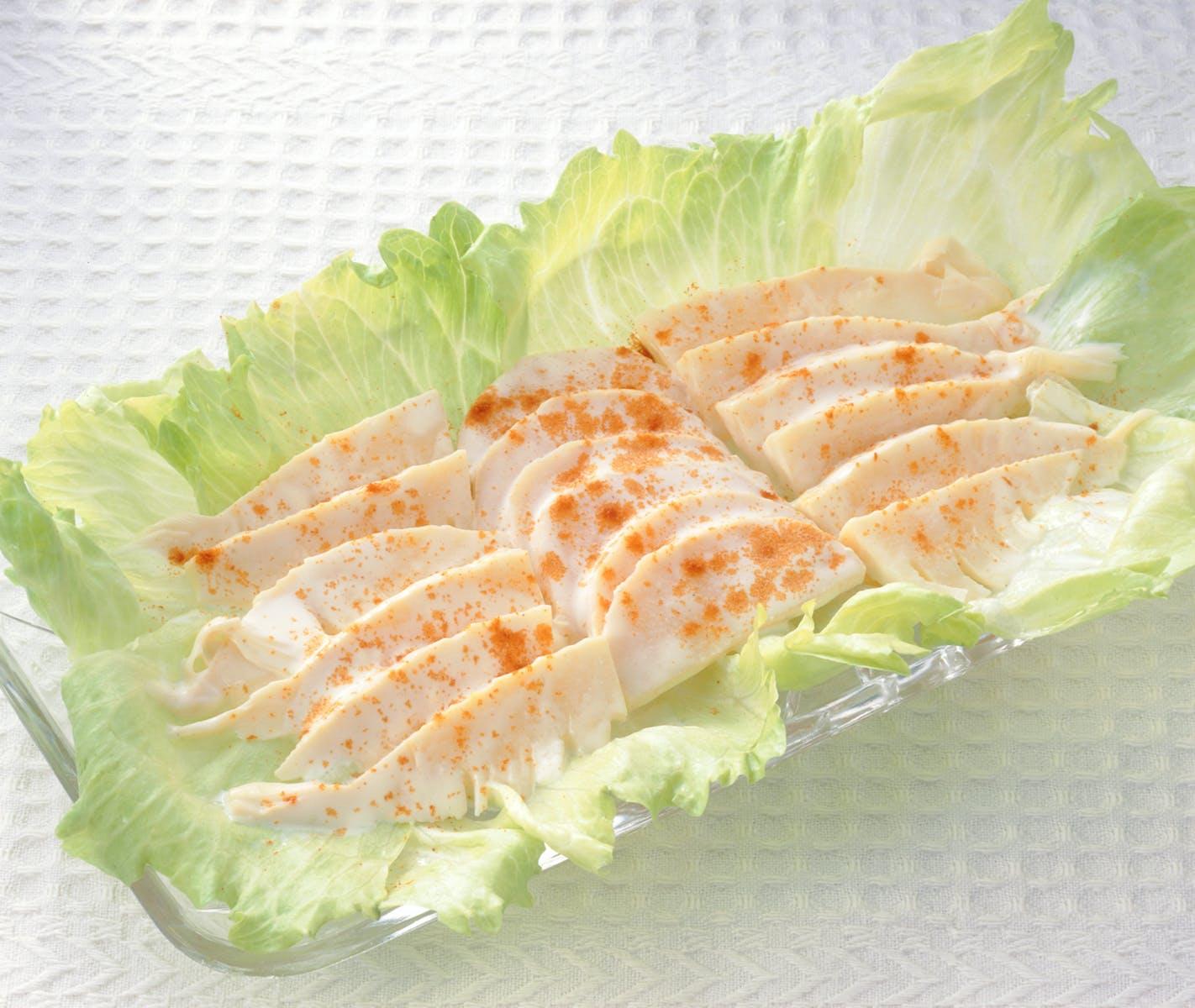 たけのこサラダ