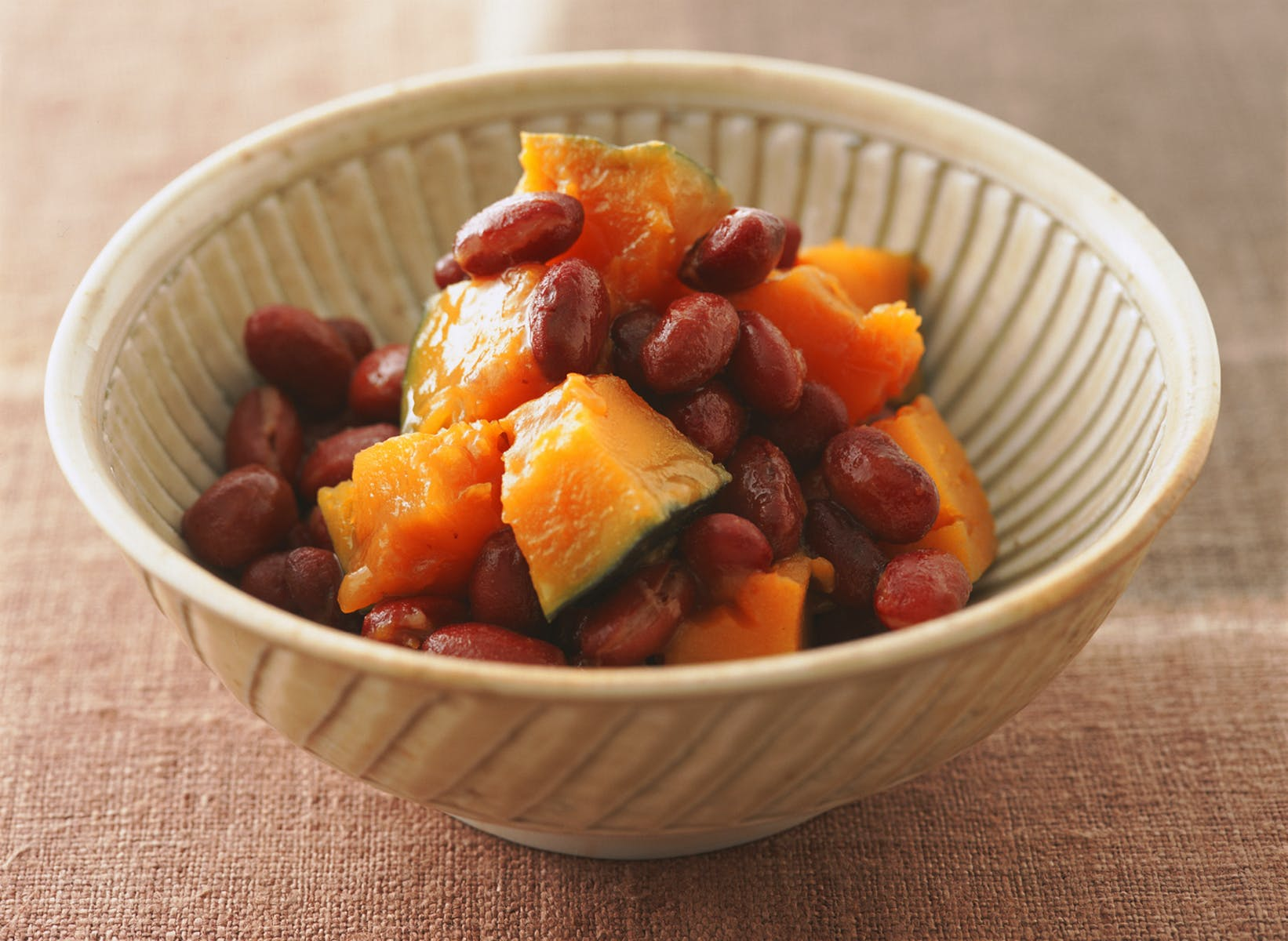 かぼちゃときんとき豆の甘煮