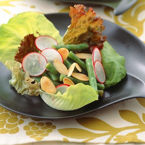 いんげんのグリーンサラダ