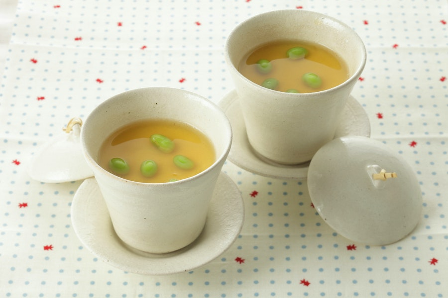あんかけ茶碗蒸し