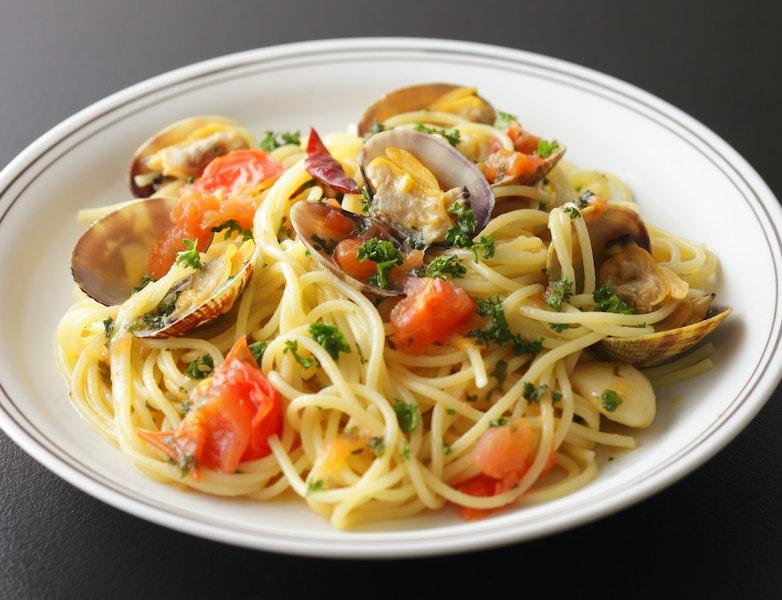 あさりのスパゲティ
