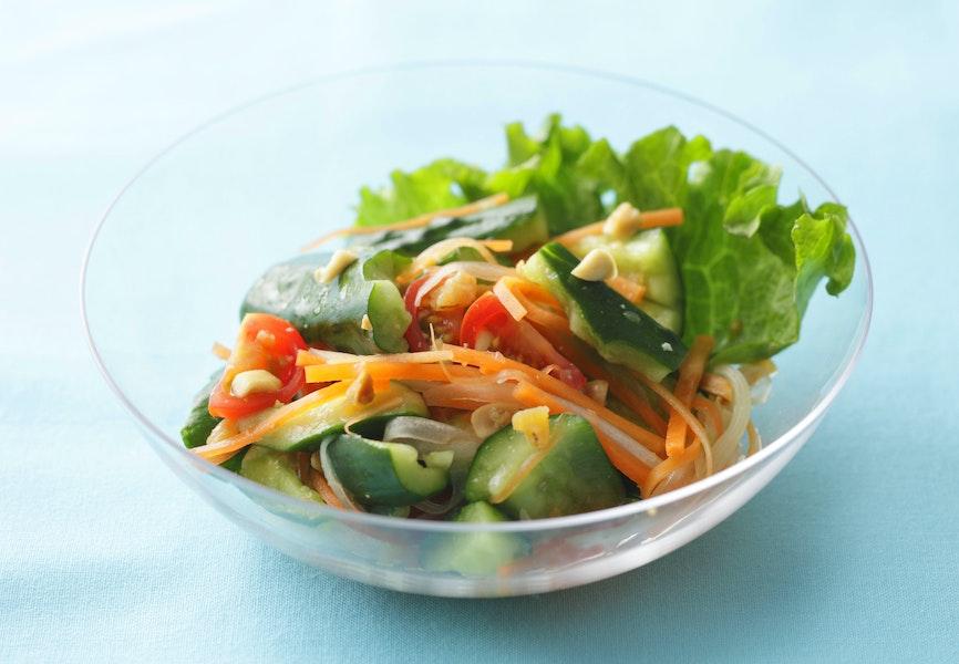 きゅうりのタイ風サラダ