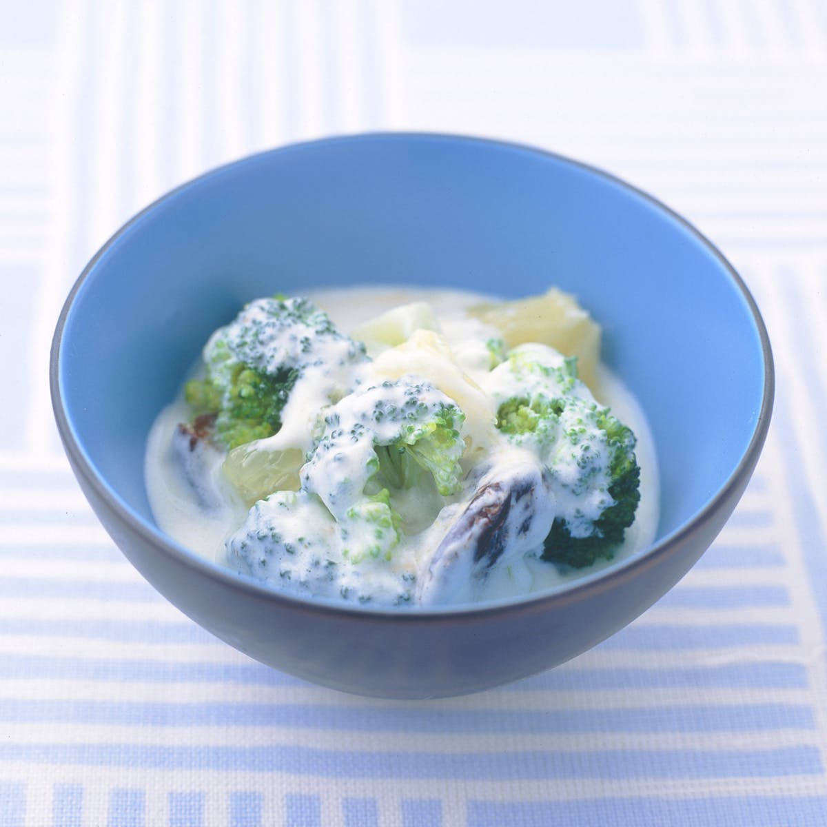 ブロッコリーのヨーグルトサラダ