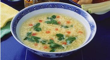 中華風かき卵汁