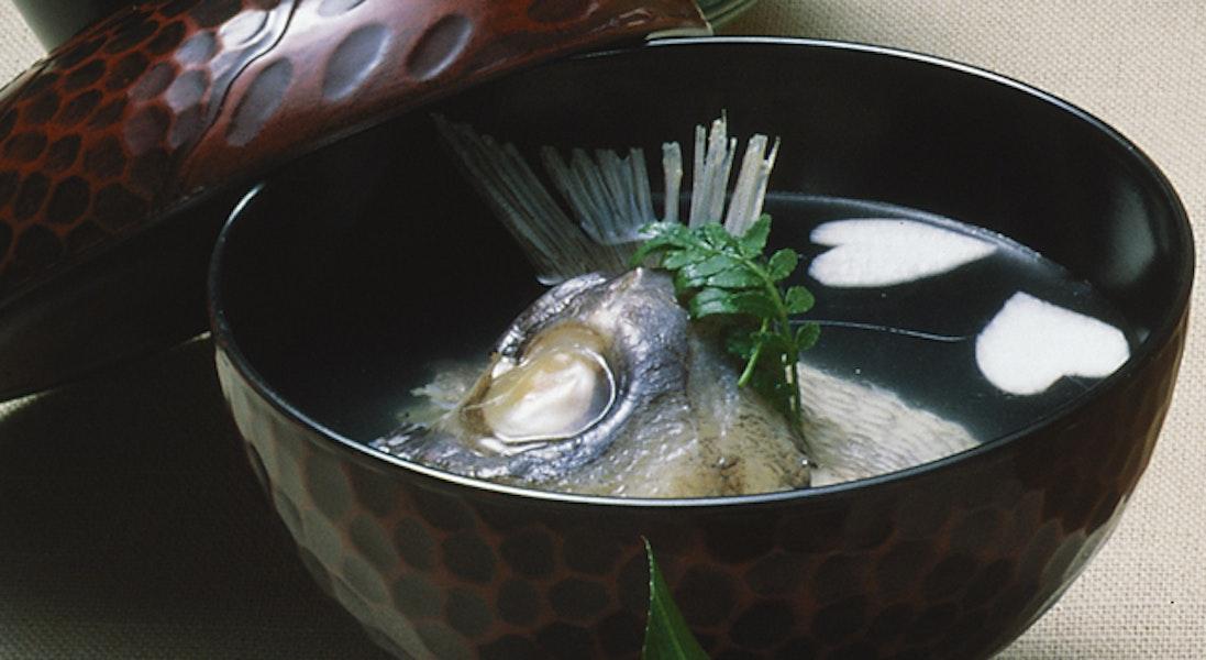 鯛のうしお汁