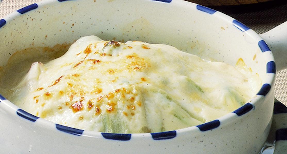 白菜のグラタン