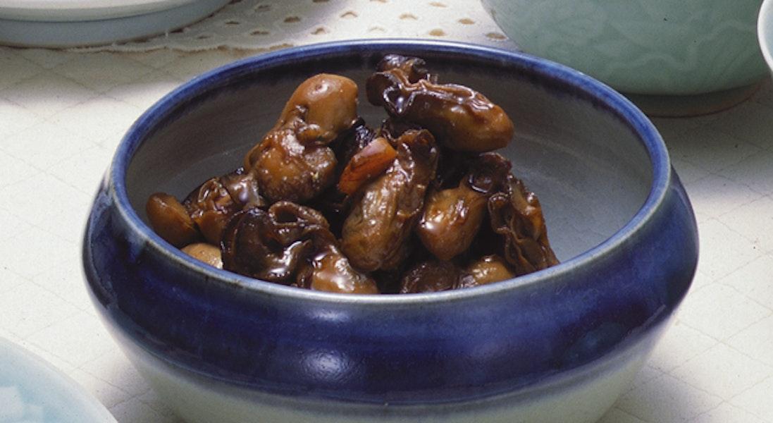 かきの中華風佃煮