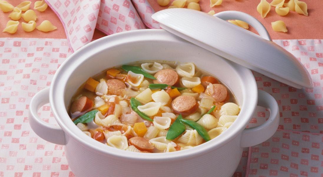 パスタスープ