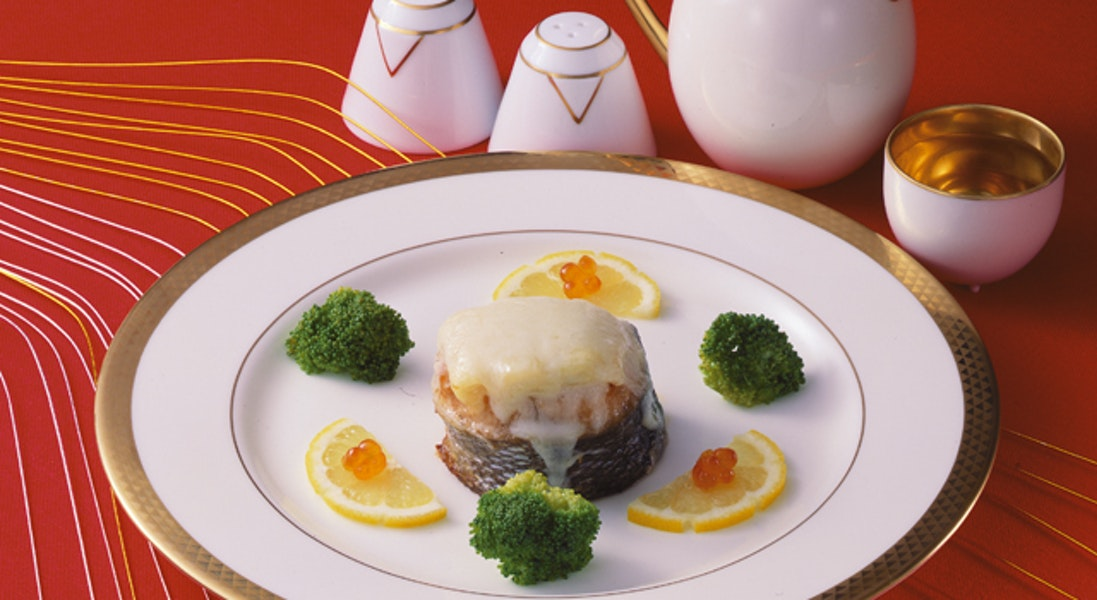 長ねぎと生鮭のオーブン焼き