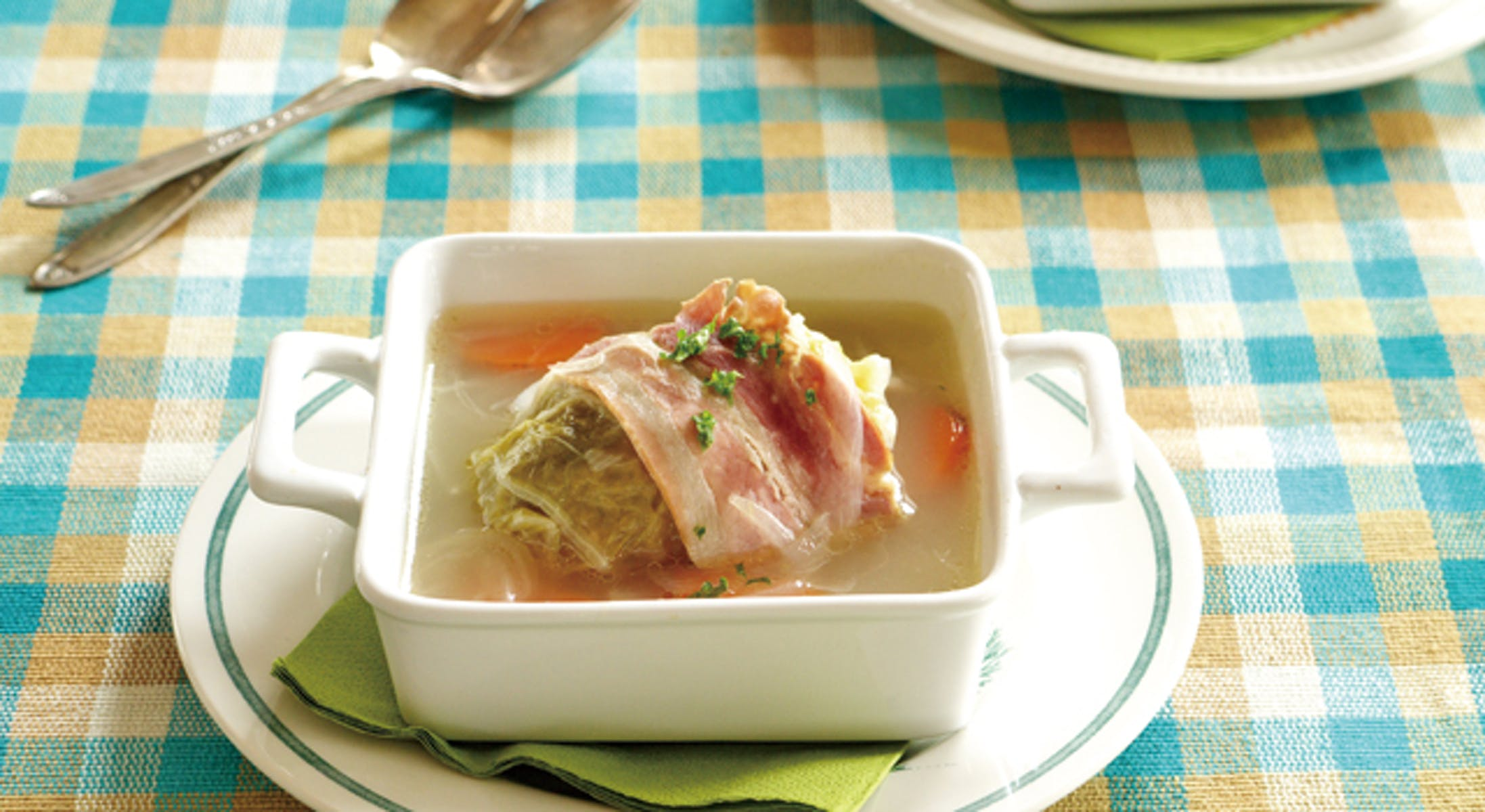ヘルシーロール白菜