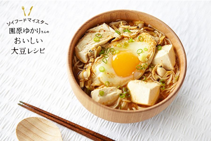 スンドゥブにゅう麺