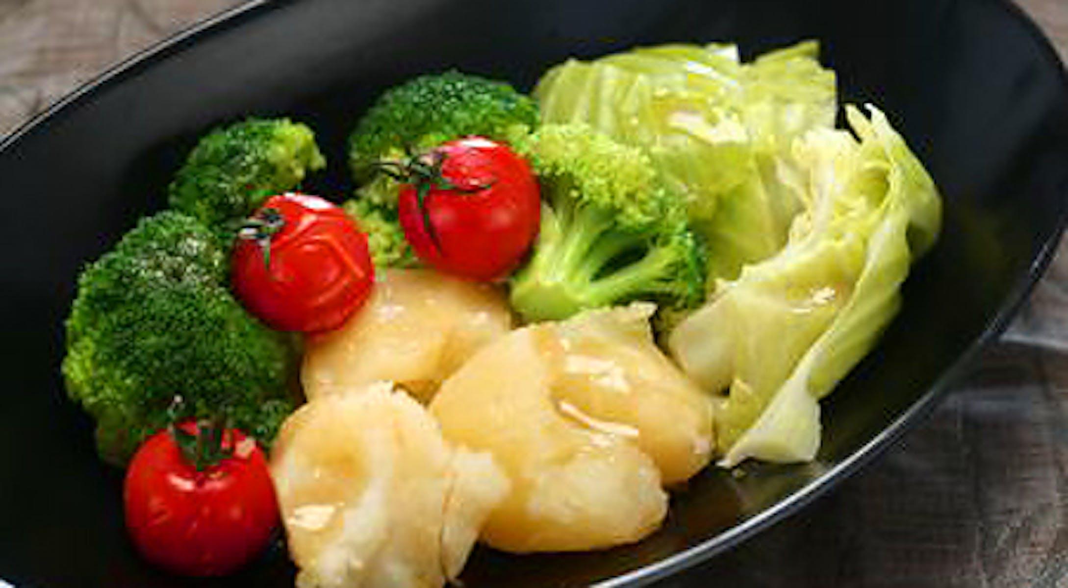 ピリ辛和風温野菜