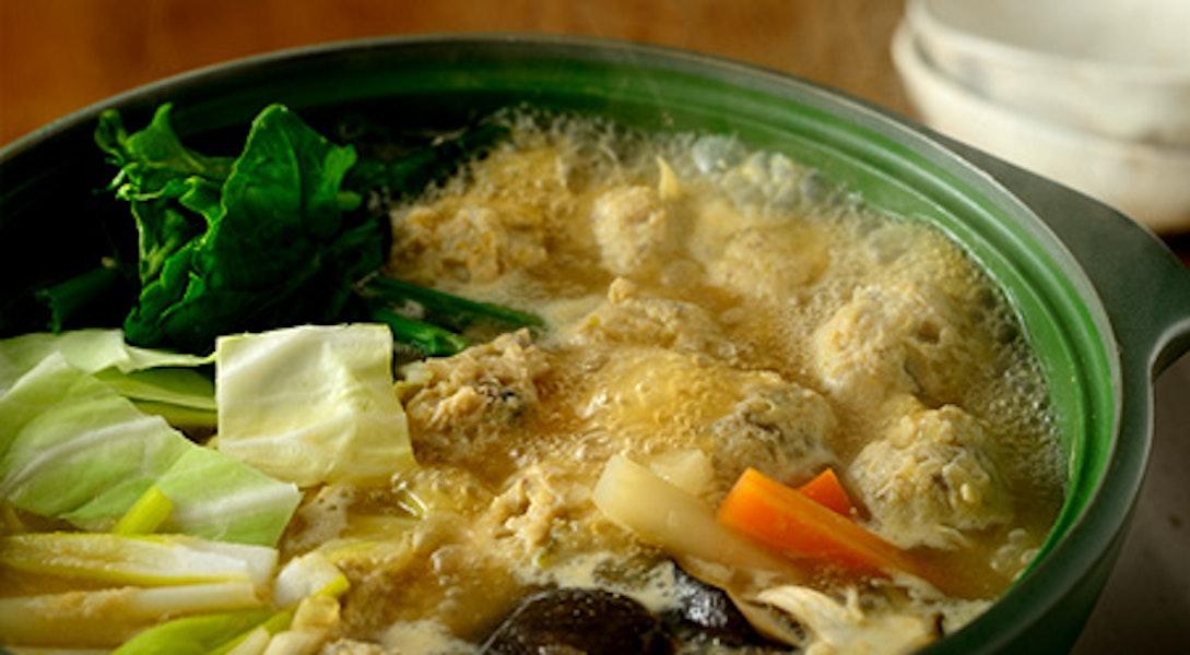 海鮮ちゃんこ鍋