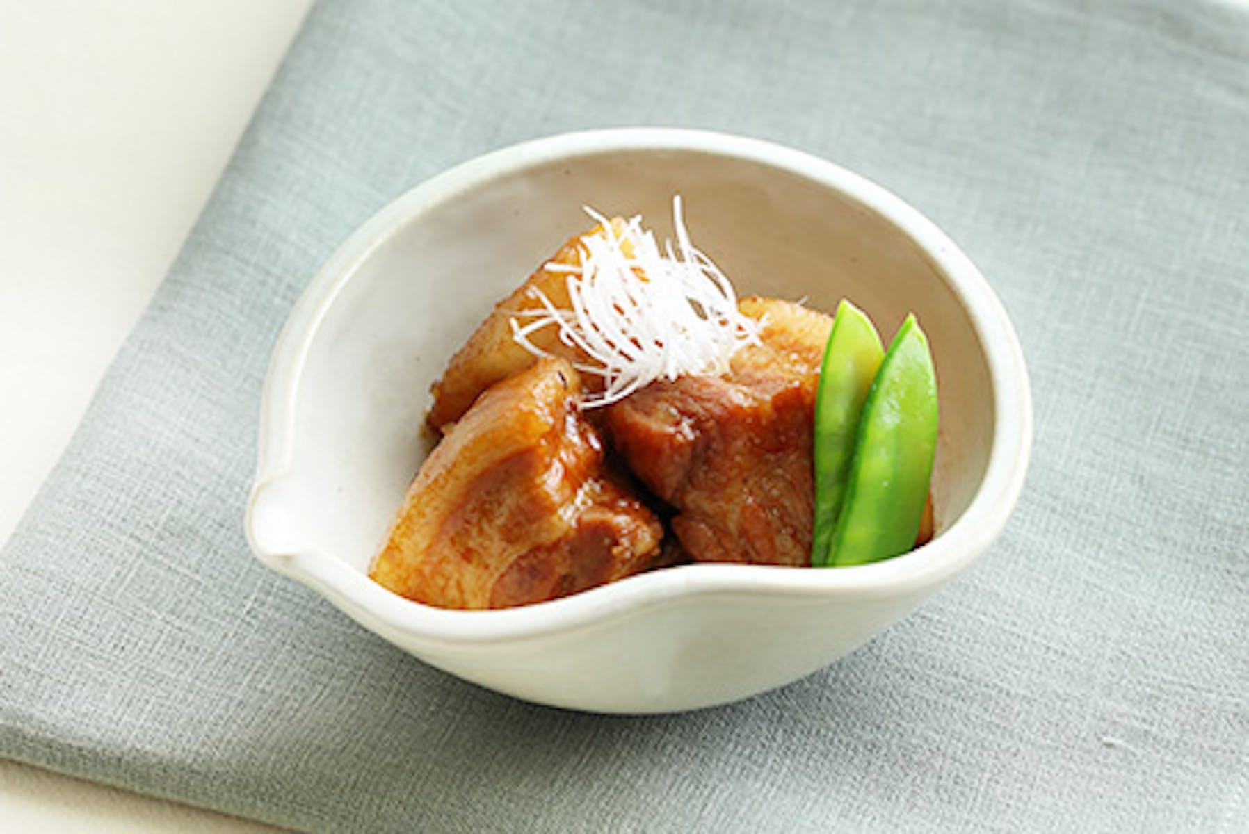 豚肉の甘酒角煮