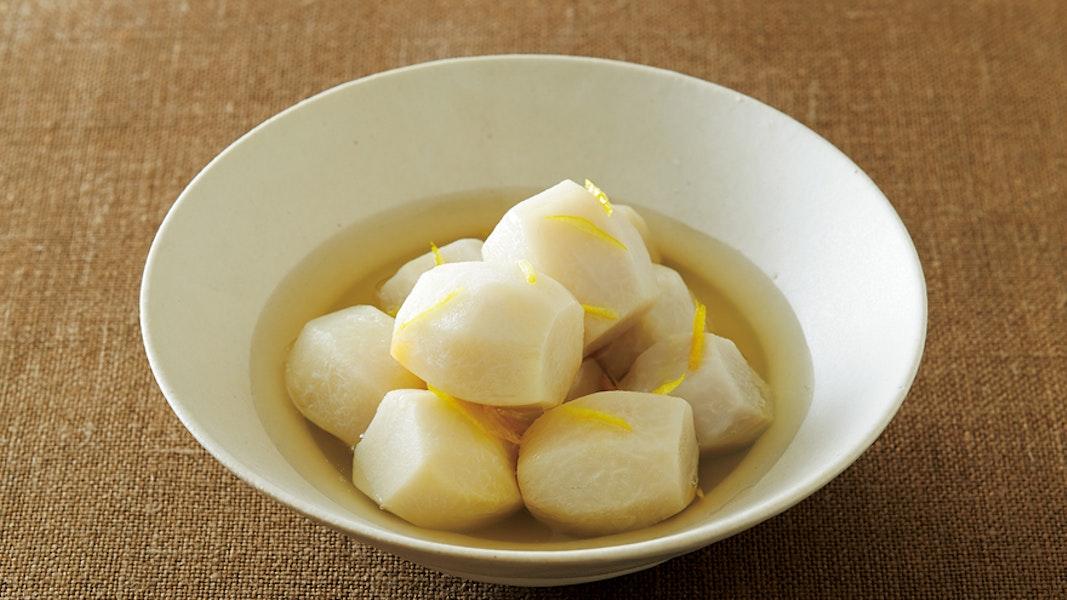 里芋の甘煮
