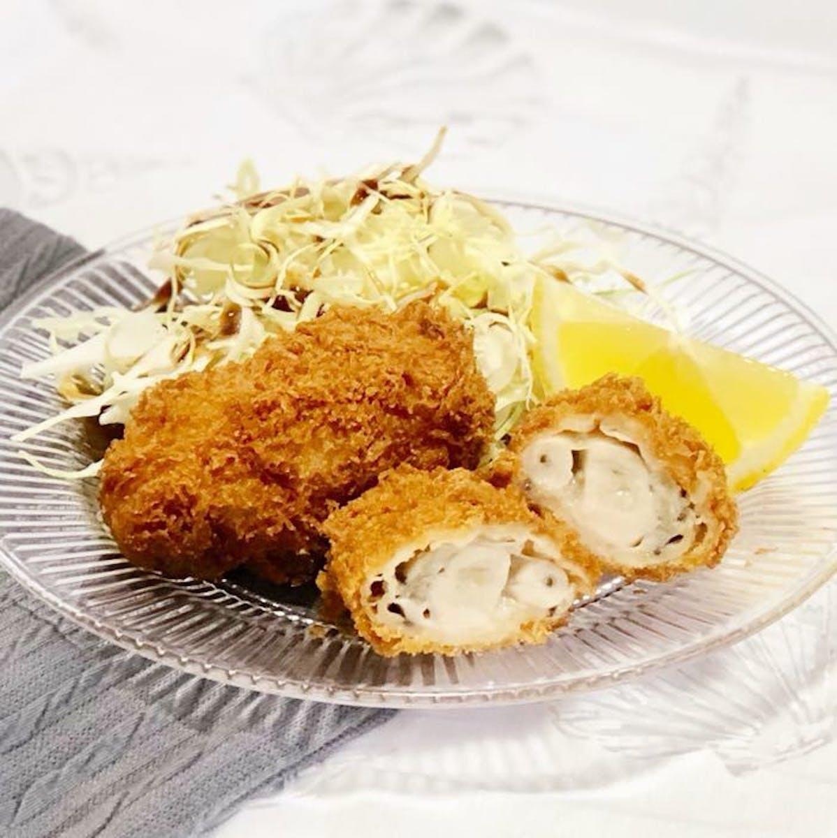 ふっくらジューシー牡蠣フライ